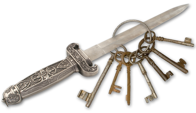 knife-and-keys