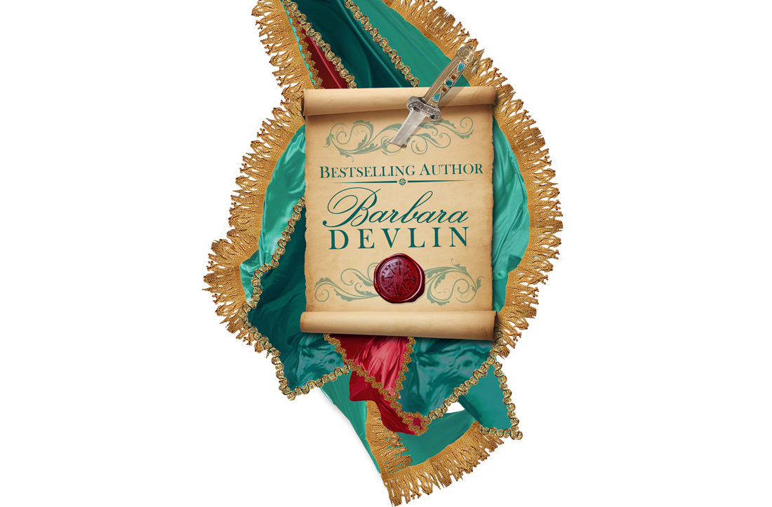 Historic romance books by Barbara Devlin