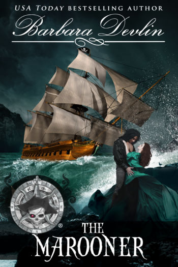 The Marooner by Barbara Devlin book cover